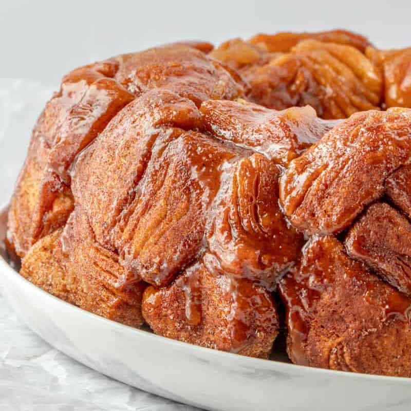 Square featured image of monkey bread
