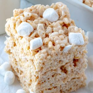 Gooey Rice Krispy Treats