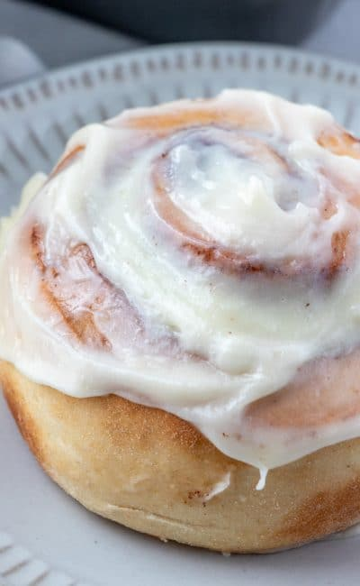 One Hour Cinnamon Rolls